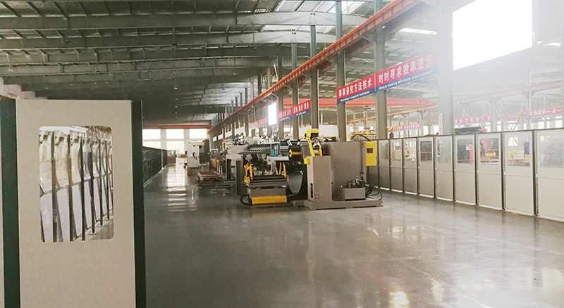 Cold Rolling Formed Production Line